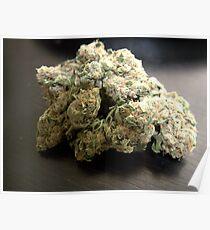 Dank Cookies Buds 420 Cannabis Ganja  Poster