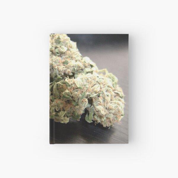 Dank Cookies Buds 420 Cannabis Ganja  Hardcover Journal