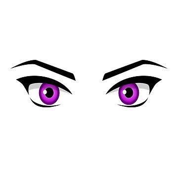 Manga Eyes by AndreasEdren