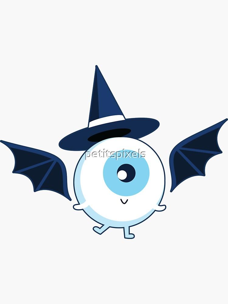 Evil eyes dancing by petitspixels
