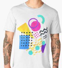 Memphis style Men's Premium T-Shirt