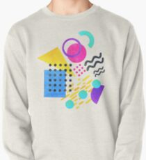 Memphis style Pullover