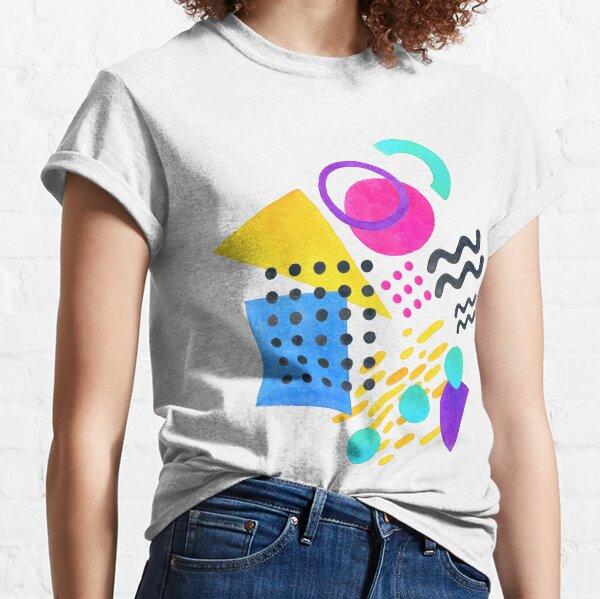 Memphis style Classic T-Shirt