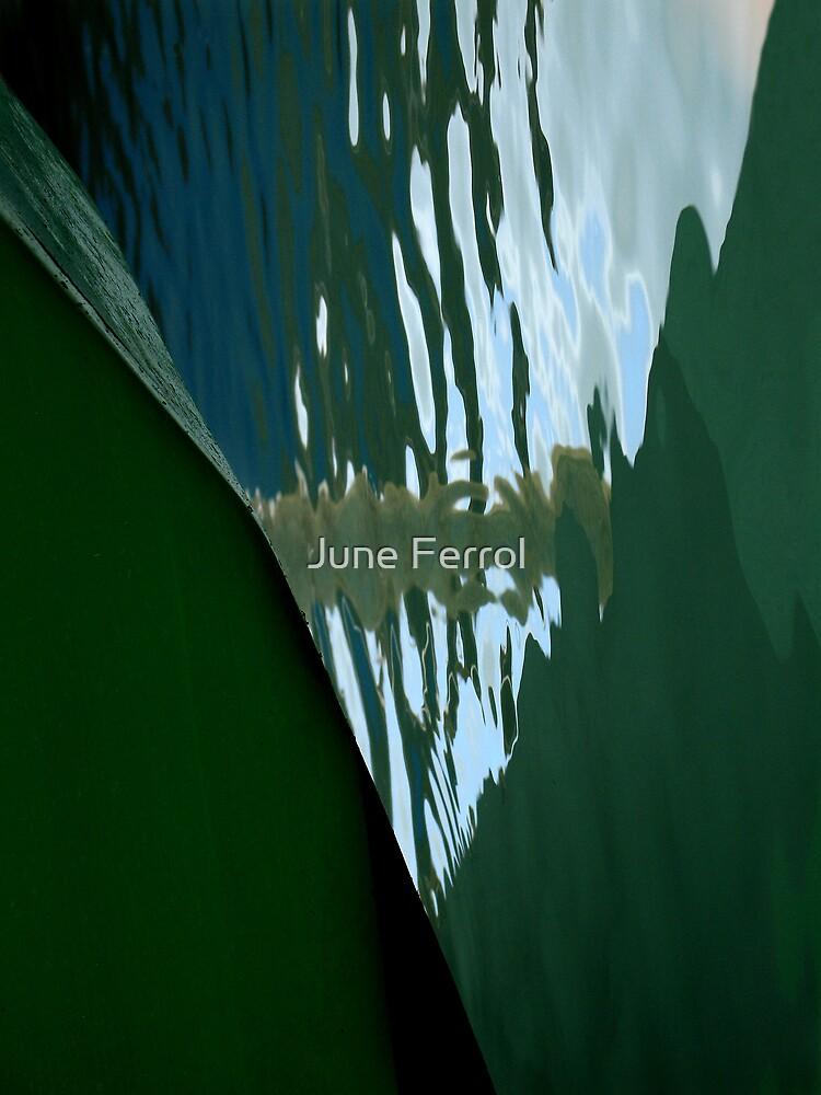 V by June Ferrol