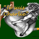 Quasimodo: Je Suis Charlie by EyeMagined