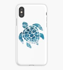 Ocean Sea Turtle iPhone Case/Skin