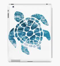 Ocean Sea Turtle iPad Case/Skin