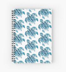 Ocean Sea Turtle Spiral Notebook