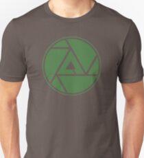 All Pro Photos Logo (Green) Unisex T-Shirt