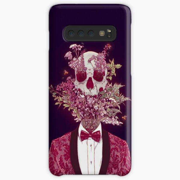 Skull Blossom Samsung Galaxy Snap Case