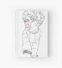 Lupin - Line Art Hardcover Journal