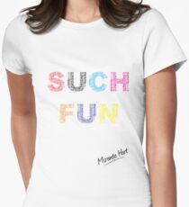 Such Fun! - Miranda Hart [Unofficial] Women's Fitted T-Shirt