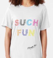 Such Fun! - Miranda Hart [Unofficial] Slim Fit T-Shirt