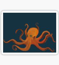 Octopus eyes Sticker