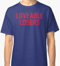 Loveable Losers Classic T-Shirt