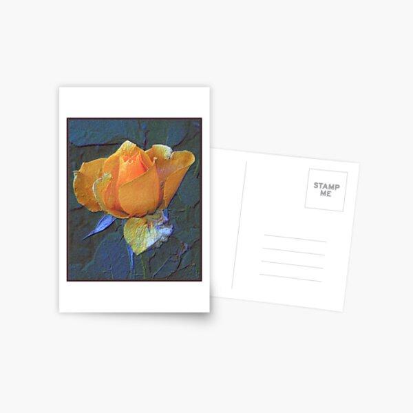 Textures of Love Postcard