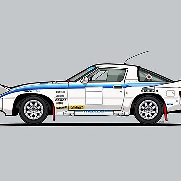 Mazda RX7 Evo Group B by monkeycom