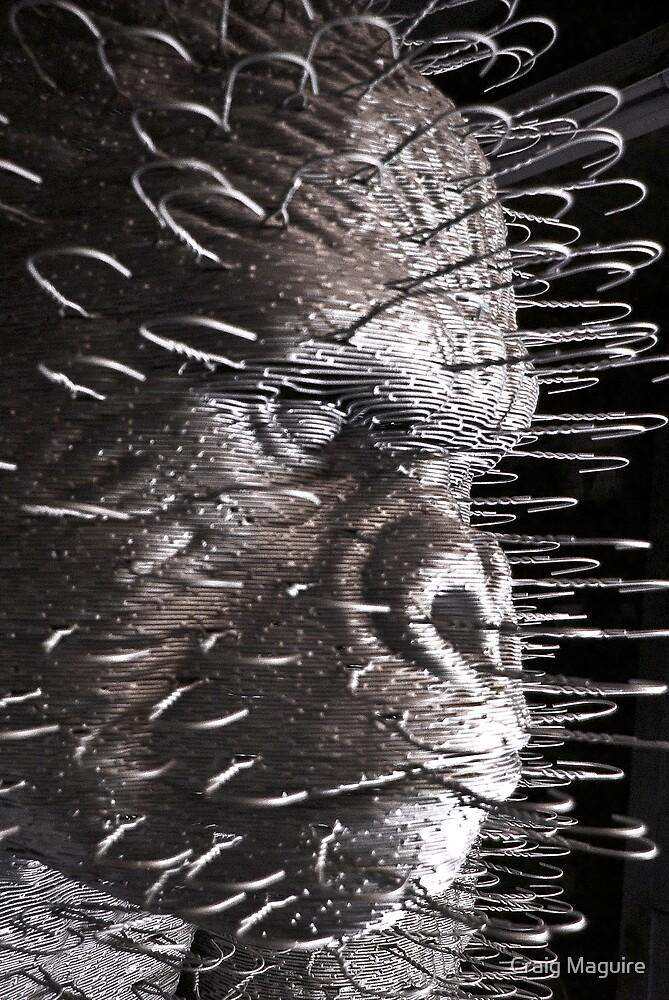 Gorrilla Face by Craig Maguire
