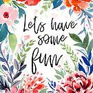 Let's have fun by gfstudio