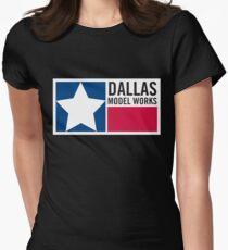 Dallas Model Works logo T-Shirt