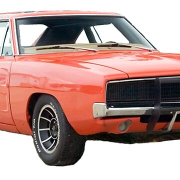 General Lee Dodge by 1StopPrints