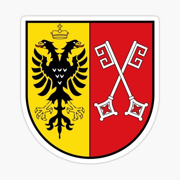 Minden-Wappen, Deutschland Sticker
