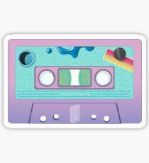 After Laughter Cassette Sticker
