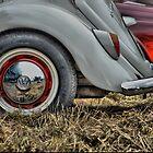 grey vw dub bug by zacco