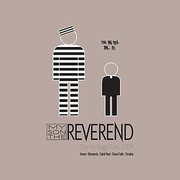Fake Band Tee #3: My Son The Reverend by AlanahC