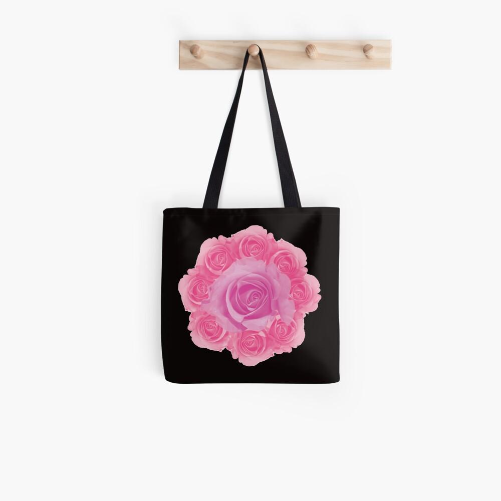 Tote bag «Rose is a rose»
