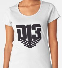 The Hunger Games - District 13 Women's Premium T-Shirt