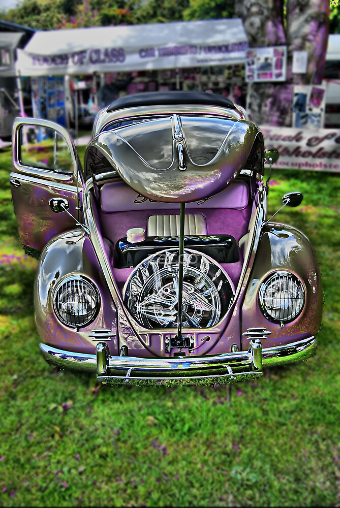 vw beetle, touch of class by zacco