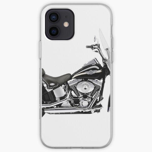 Harley Davidson Heratige Coque souple iPhone