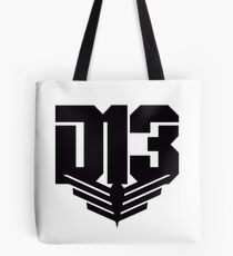 The Hunger Games - District 13 Tote Bag