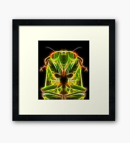 Greengrocer XF Framed Print