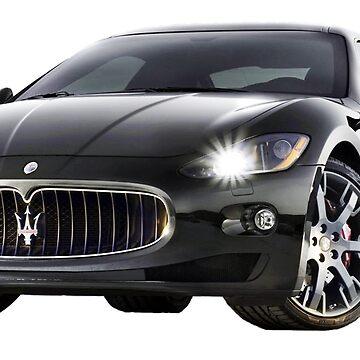 Maserati Gran Turismo by 1StopPrints