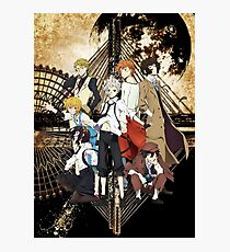 Bungou Stray Dogs 1/3 Photographic Print