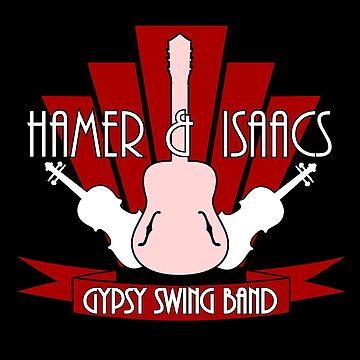 Hamer & Isaacs Logo Design by HannahSterry