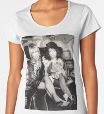 Patsy and Eddie Sweetie Darling Women's Premium T-Shirt