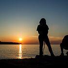 Sunset View by Lynn Gedeon