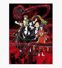 Bungou Stray Dogs 2/3 Photographic Print