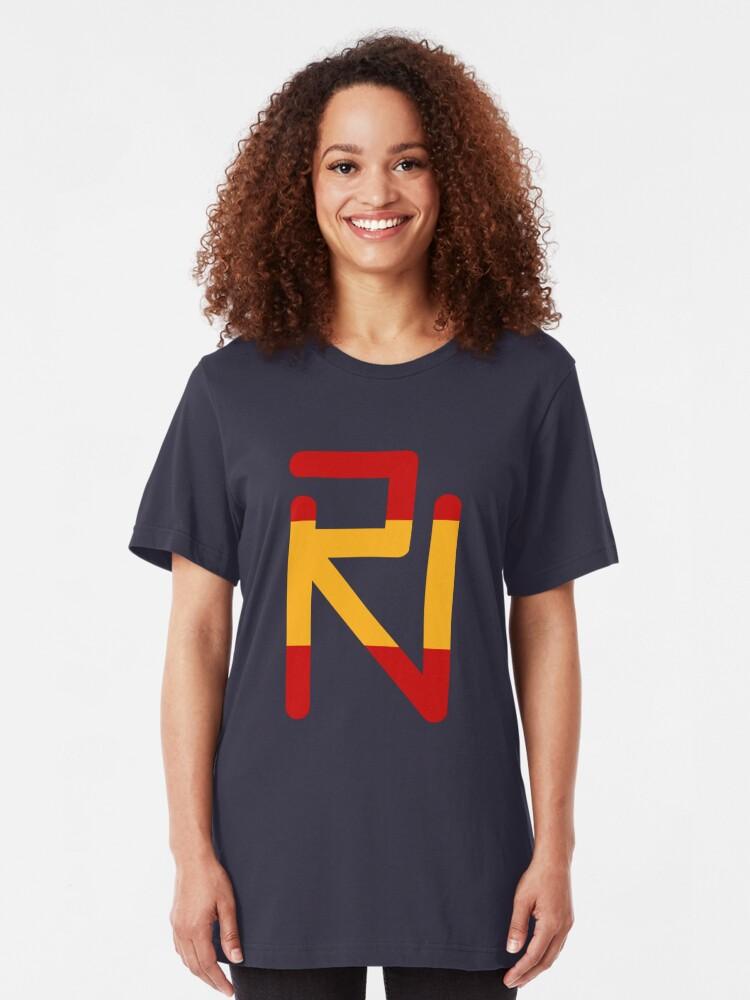 Rafa Nadal Logo T Shirt By Dulcina Redbubble