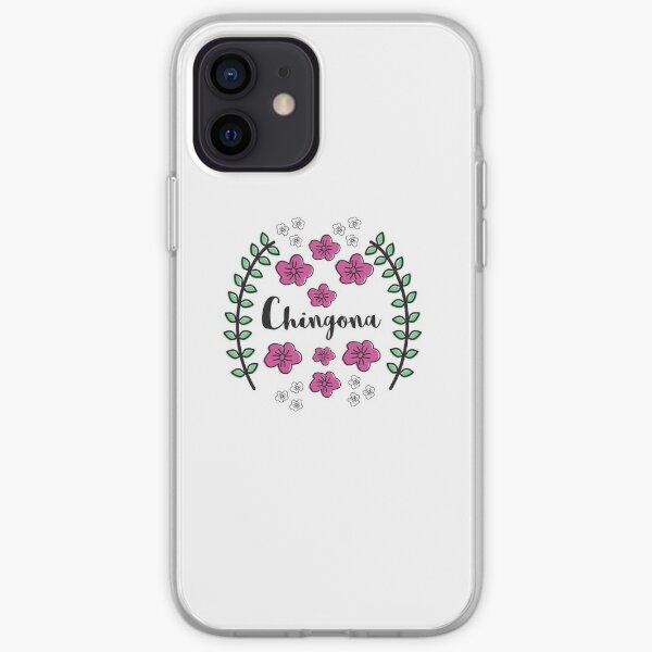 Chingona iPhone Soft Case
