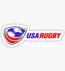 Team USA Rugby Sticker