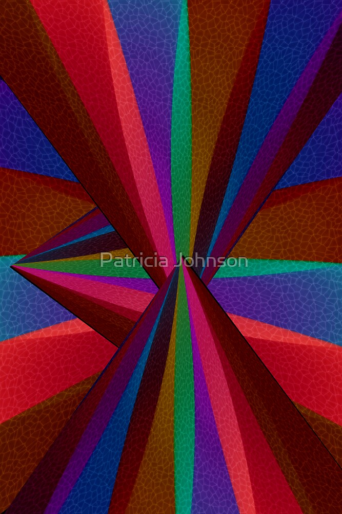 Shapes by Patricia Johnson
