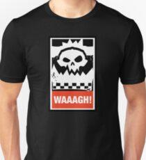 Warhammer 40k Inspired - Ork Waaagh! T-Shirt