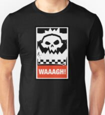 Ork Waaagh! Wargaming Meme Unisex T-Shirt