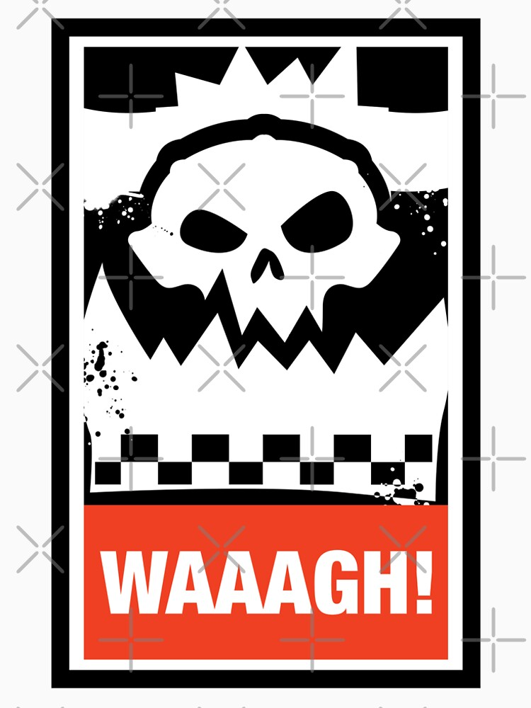 Ork Waaagh! Wargaming Meme by pixeptional