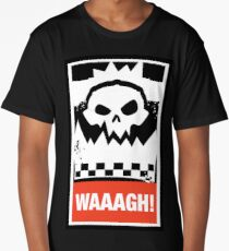 Warhammer 40k Inspired - Ork Waaagh! Long T-Shirt