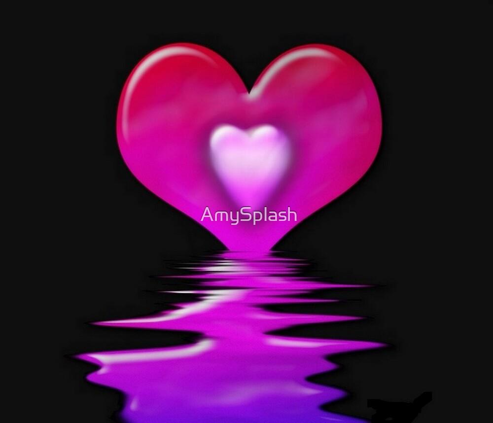My Hearts Melting For You by AmySplash